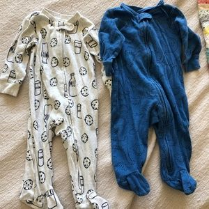 Baby Boy PJ Bundle